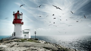 Lighthouse-Lindesnes